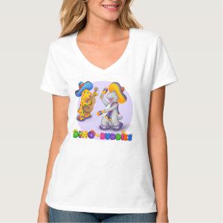 Camiseta de Dino-Buddies™ - escena del Mariachi