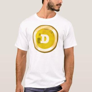 Camiseta de Dogecoin