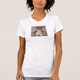 Camiseta de dos peluches
