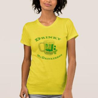 Camiseta de DRINKY MCDRINKERSON