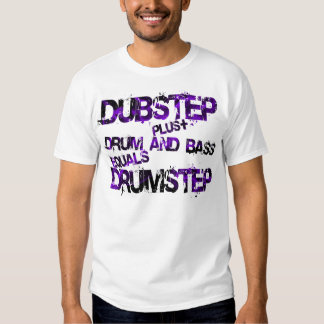Camiseta de Drumstep