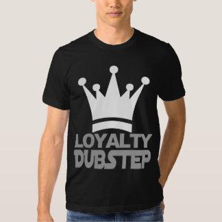 Camiseta de Dubstep de la lealtad