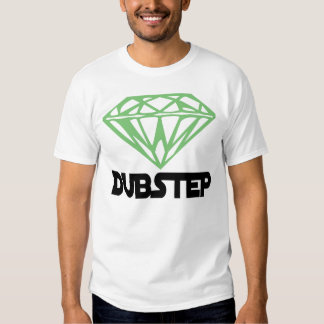 Camiseta de Dubstep del diamante