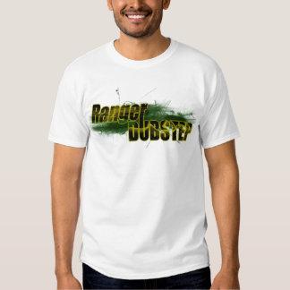 Camiseta de Dubstep del guardabosques