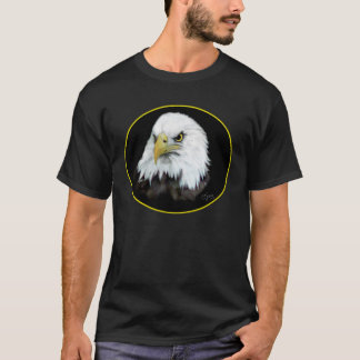 Camiseta de Eagle calvo