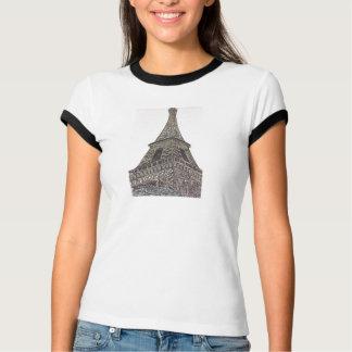 Camiseta de Eiffel