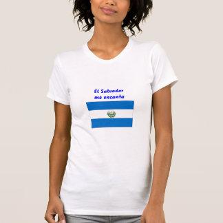 Camiseta de El Salvador