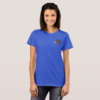 Camiseta de Emoji del caballo