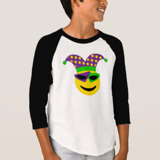 Camiseta de Emoji del carnaval
