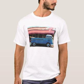 Camiseta de encargo de la tabla hawaiana