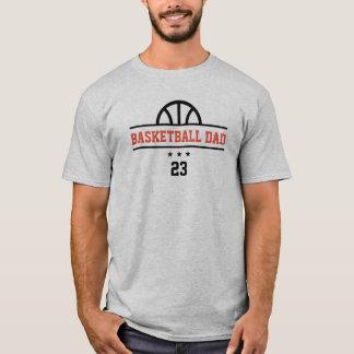 Camiseta de encargo del baloncesto