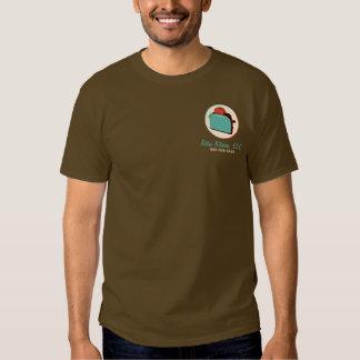 Camiseta de encargo del logotipo de la tostadora
