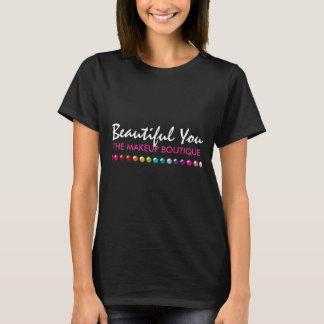 Camiseta de encargo del negocio del boutique del