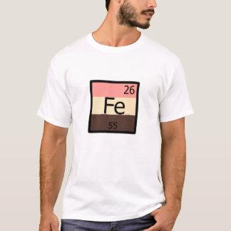 Camiseta de Feedist de la tabla periódica del FE