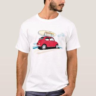 Camiseta de Fiat 500