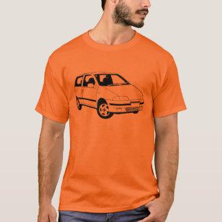 Camiseta de Fiat Punto GT Turbo