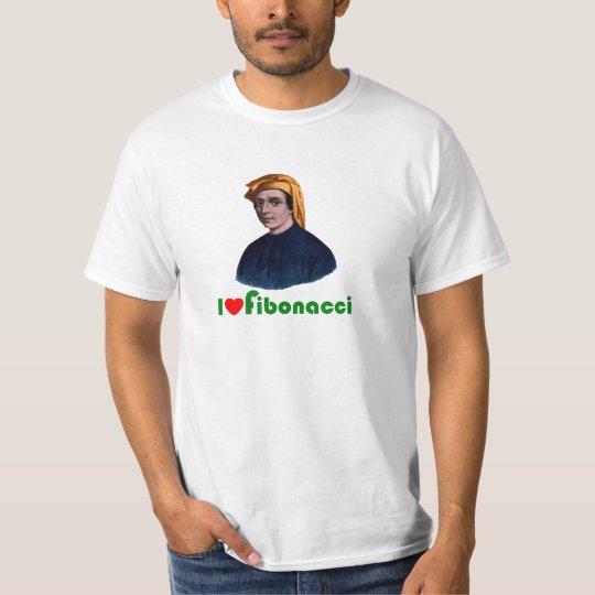 Camiseta de Fibonacci.