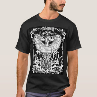 Camiseta de Firebird de la contraseña