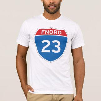 Camiseta de Fnord 23 Discordian