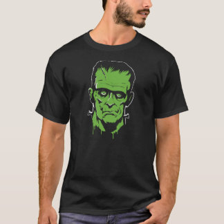 Camiseta de Frankenhead