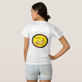 Camiseta De Fútbol Americano Para Mujer Coche de carreras, mirada de la rata, Hoodride,