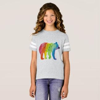 Camiseta de fútbol del orgullo de la familia de la