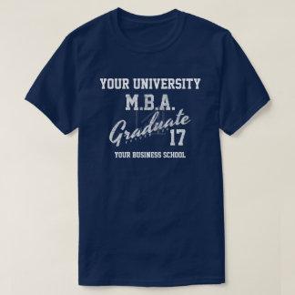 Camiseta de Gfit de la graduación de la Escuela de
