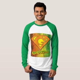 Camiseta de Gingermon