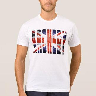 Camiseta de Gran Bretaña Union Jack del tiro al