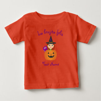"Camiseta de Halloween ""de la bruja feliz"""