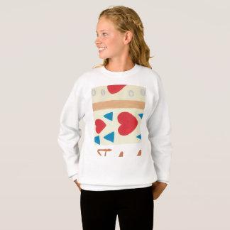 Camiseta de Hanes ComfortBlend® de los chicas de