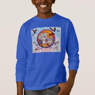 Camiseta de Hanes ComfortBlend® de los niños