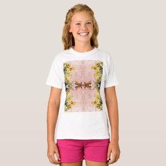 Camiseta de Hanes TAGLESS® de los chicas
