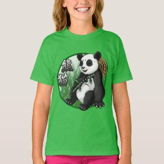 Camiseta de Hanes TAGLESS® de los chicas de la