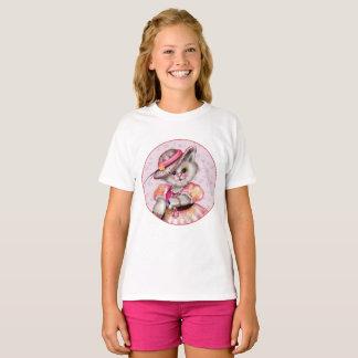 Camiseta de Hanes TAGLESS® de los chicas de SEÑORA