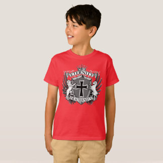 Camiseta de Hanes TAGLESS® de los niños