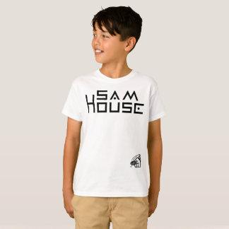 Camiseta de Hanes TAGLESS® de los niños de la casa