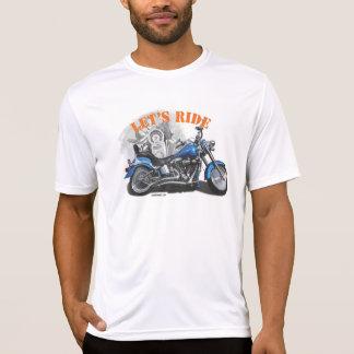 "Camiseta de Harley ""FATBOY"""