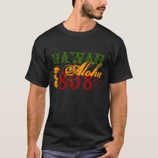 Camiseta de Hawaii Rasta