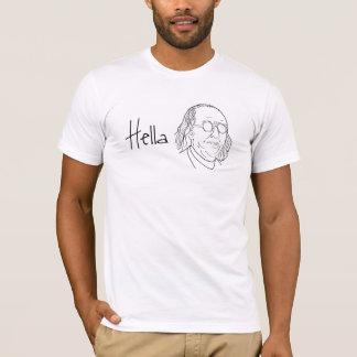 Camiseta de Hella Ben Franklin