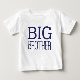 Camiseta de hermano mayor