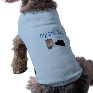 Camiseta de hermano mayor del perrito