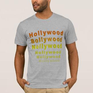 Camiseta de Hollywood Bollywood Nollywood