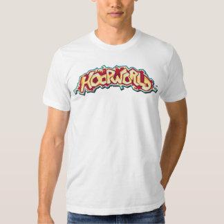 Camiseta de HoopWorld American Apparel