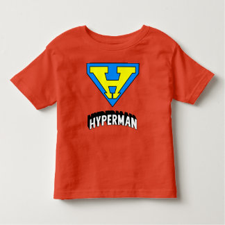 Camiseta de Hyperman