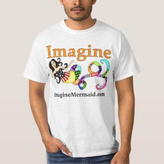camiseta de ImagineMermaid.com