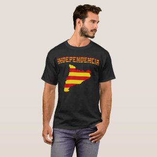 Camiseta de Independencia Catalunya
