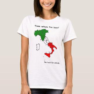 Camiseta de Italia de la diversión - edición