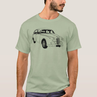 Camiseta de Jaguar Mk2