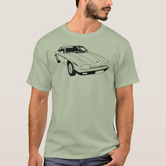 Camiseta de Jaguar XJS